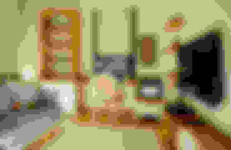 Bilgece Tasarım – Mekan Tasarımı:  tarz Çalışma Odası