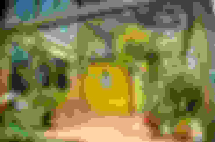 Terrazas de estilo  de Carlos Eduardo de Lacerda Arquitetura e Planejamento