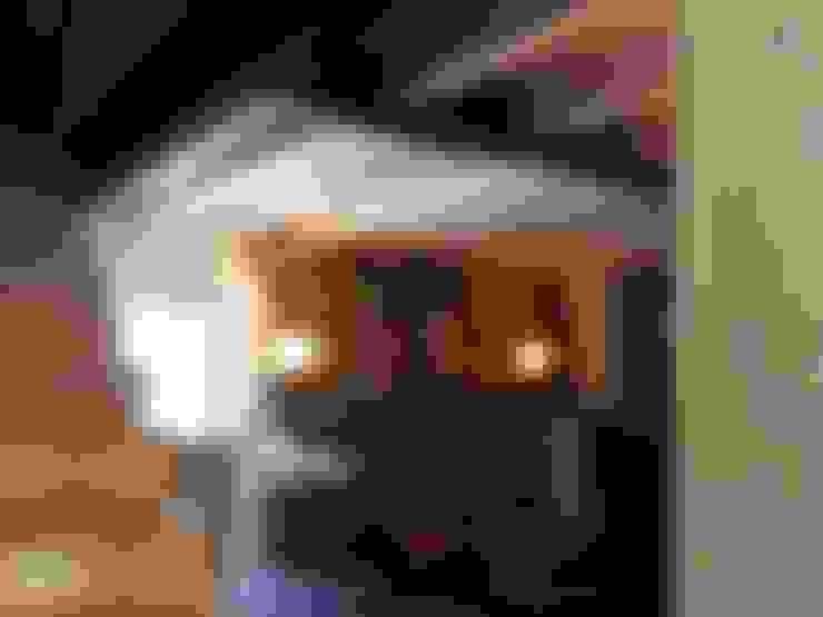 Eetkamer door b+t arquitectos