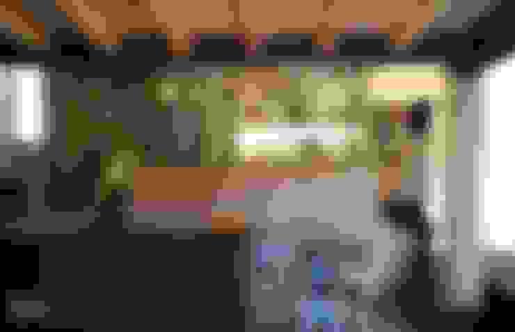 Keuken door b+t arquitectos