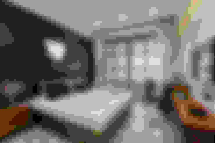 Nitido Interior design:  tarz Yatak Odası
