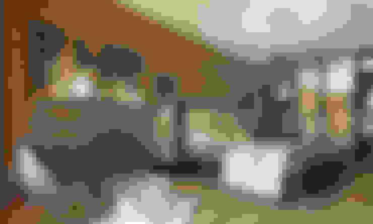غرفة نوم تنفيذ Inspiria Interiors