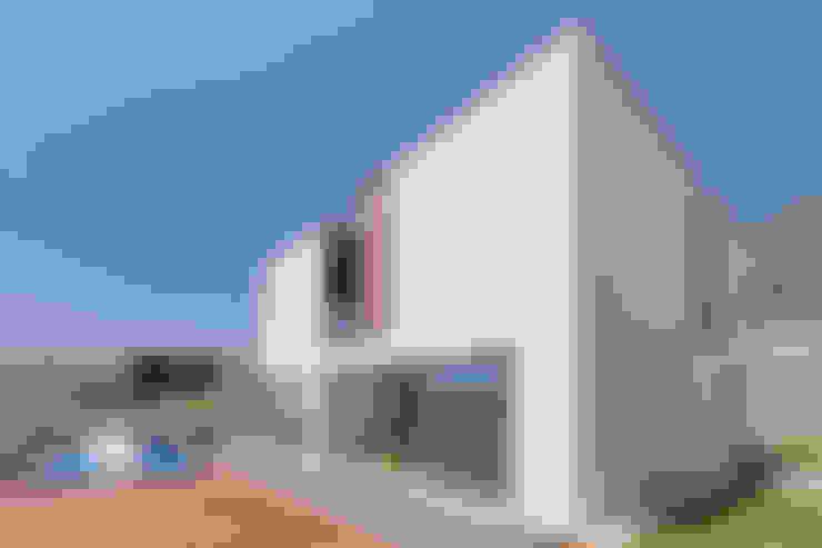 Projekty,  Domy zaprojektowane przez Studio Dois