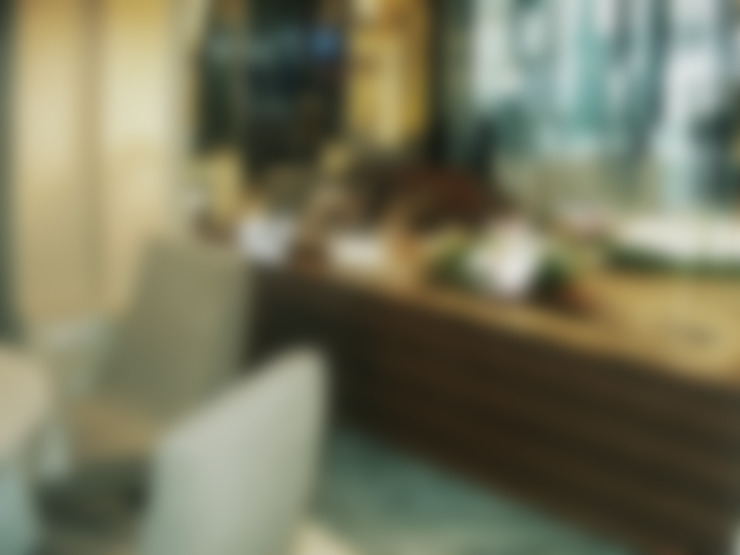 Salle à manger de style  par bilune studio