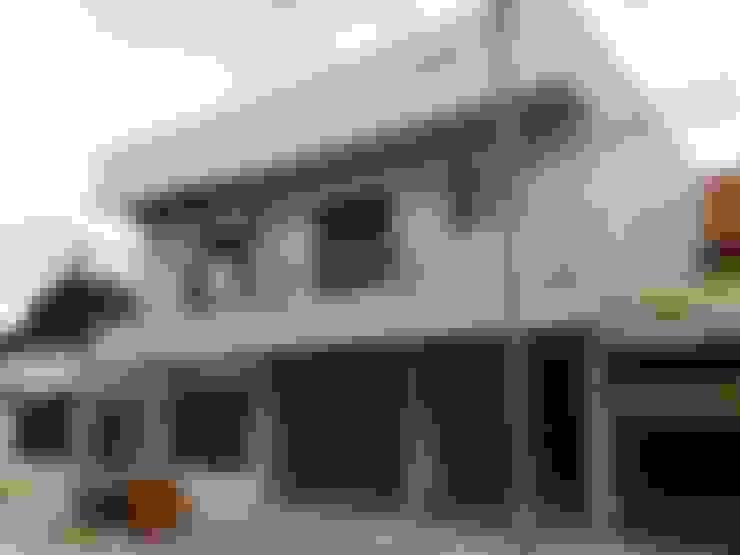 Casas de estilo  por GM Arquitectura&Construcción