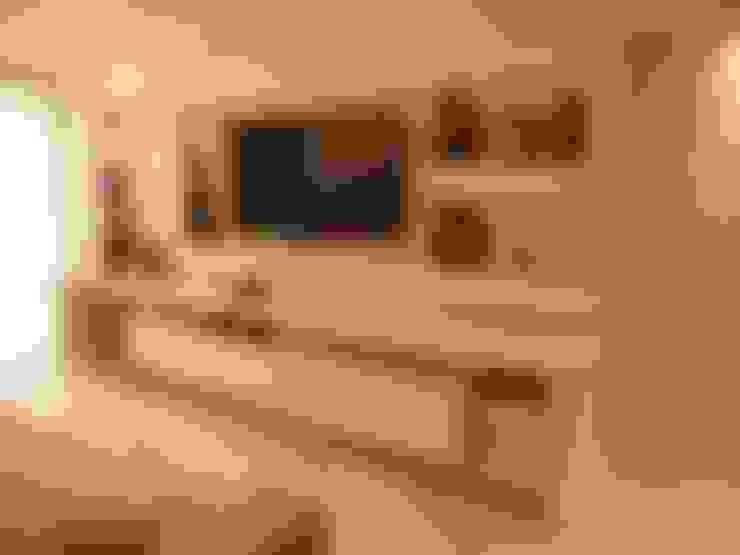 Salas / recibidores de estilo  por 2nsarq