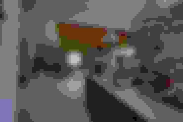 İBRAHİM TOPAL YAPI & MİMARLIK – REISDERE EVİ / RESTORASYON PROJESİ:  tarz Mutfak