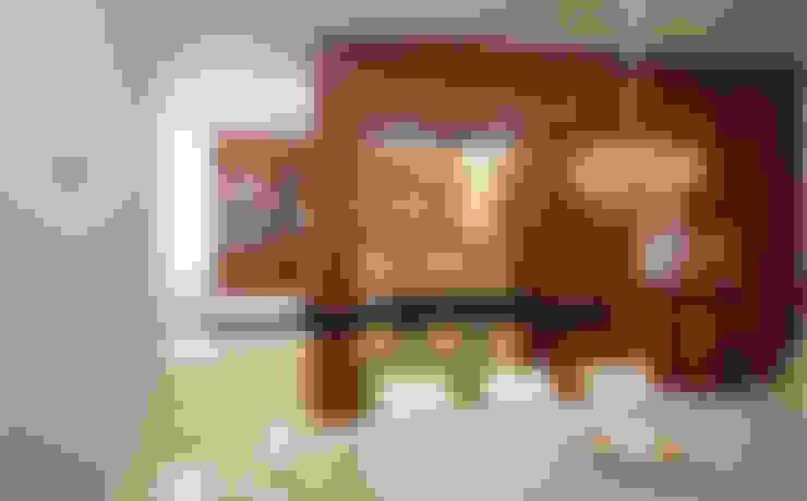 Salones de estilo  de BCA Arch and Interiors