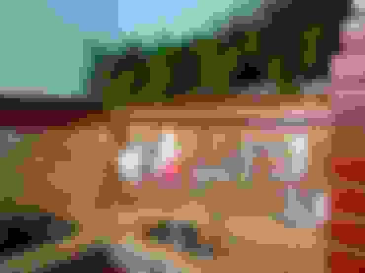 Cozinha Externa - Florianópolis / SC: Cozinhas  por Ponta Cabeça - Arquitetura Criativa