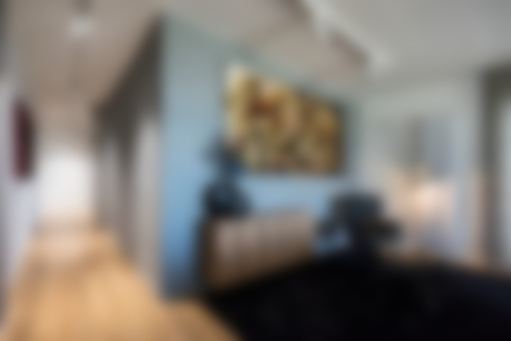 Koridor dan lorong by Laboratorio di Progettazione Claudio Criscione Design
