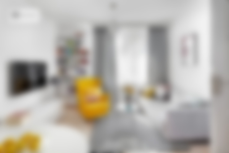 Ruang Keluarga by dziurdziaprojekt