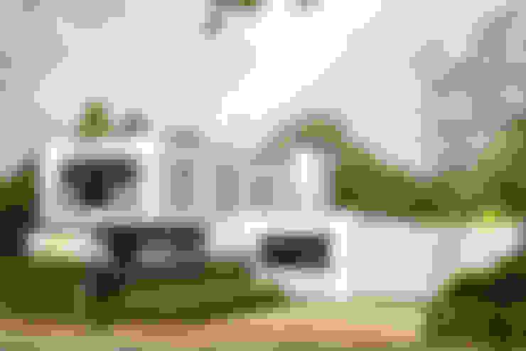 Maisons de style  par Joep van Os Architectenbureau