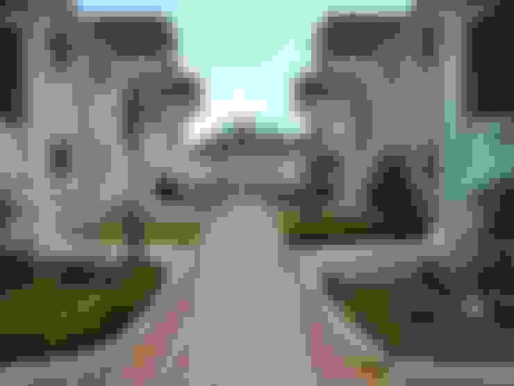 منازل تنفيذ AC. Arquitectura e Interiorismo