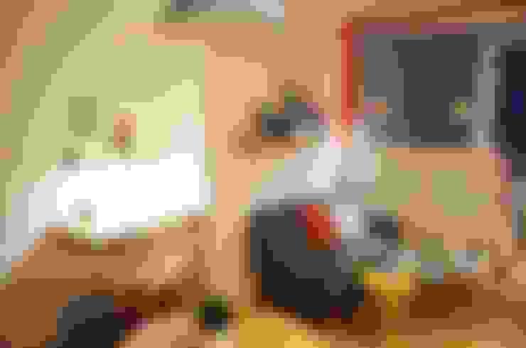 Salas de estar  por Sandrine Carré