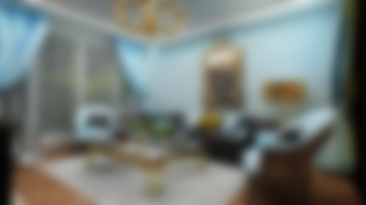 Living room by Altuncu İç Mimari Dekorasyon