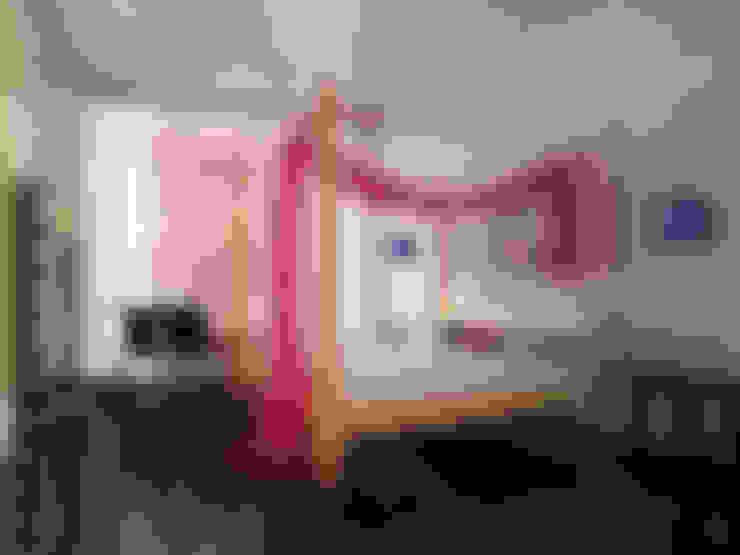 Dormitorios de estilo  por MM-STUDIO