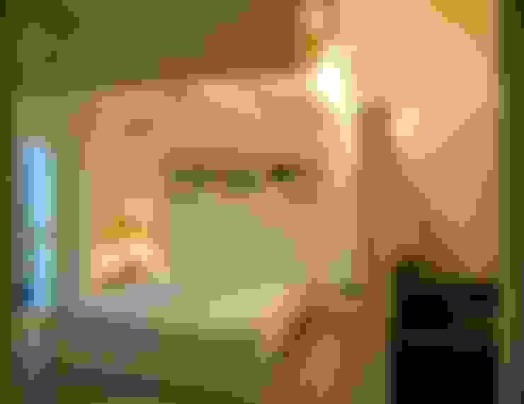enrico girardi architetto의  침실