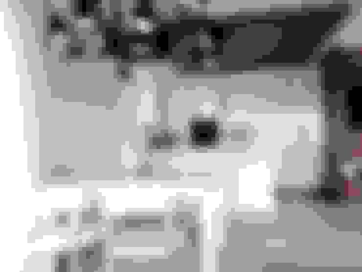 مطبخ تنفيذ MINIMOO Architektura Wnętrz