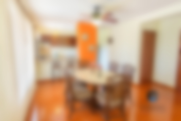 غرفة السفرة تنفيذ PORTO Arquitectura + Diseño de Interiores