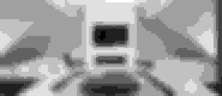 Salas multimedias de estilo  por Innendesigner Kemper & Düchting GmbH