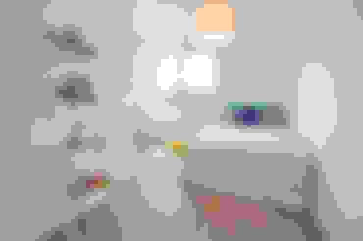 غرفة الاطفال تنفيذ Karin Armbrust - Home Staging