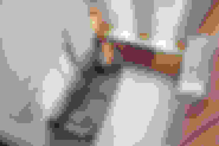 غرفة المعيشة تنفيذ 꿈꾸는목수