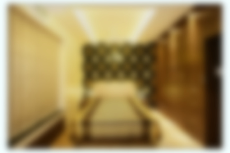 ห้องนอน by Navmiti Designs