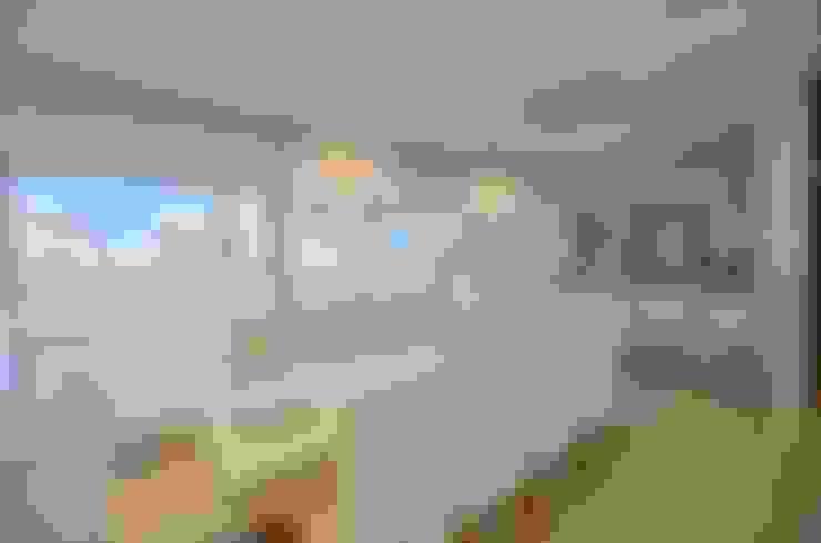 غرفة السفرة تنفيذ Biazus Arquitetura e Design