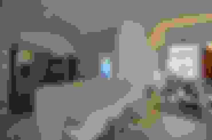 مطبخ تنفيذ Biazus Arquitetura e Design