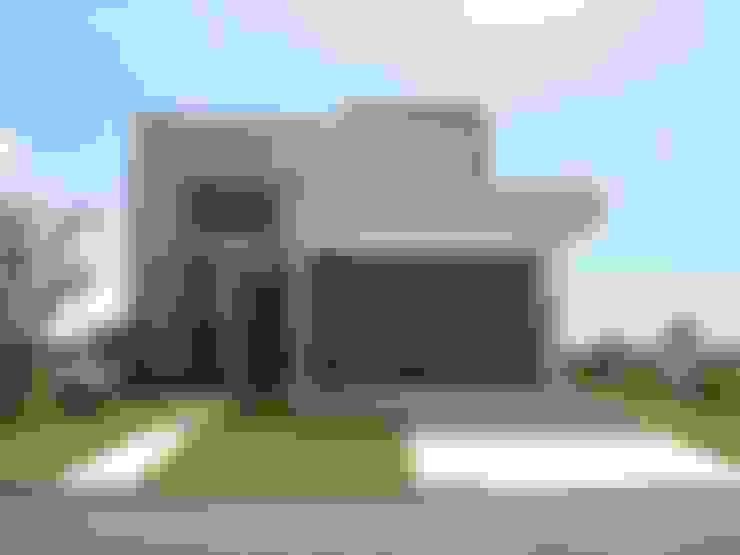 Casas de estilo  por Biazus Arquitetura e Design