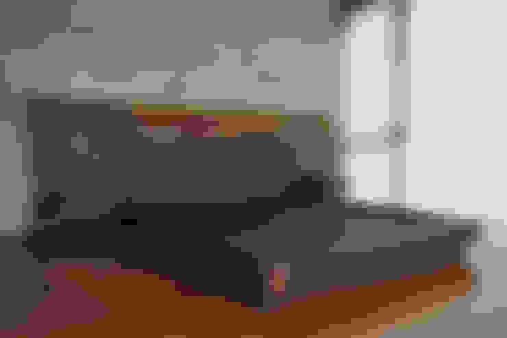 Dormitorios de estilo  por KRAUSE CHAVARRI