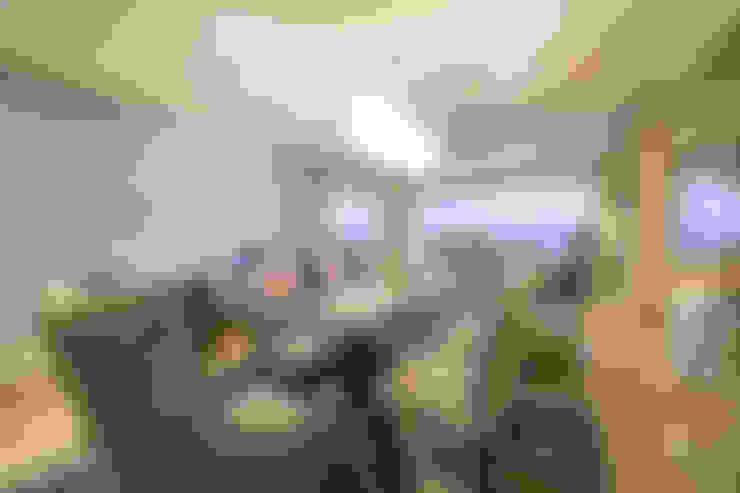 Comedores de estilo  por Oneto/Sousa Arquitectura Interior