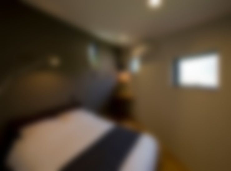 LIC・山本建築設計事務所의  침실