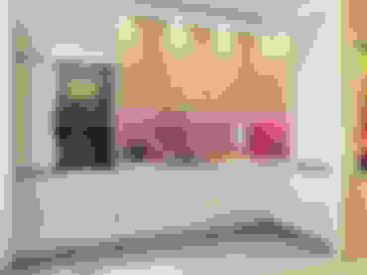 Kitchen by Tatiana Zaitseva Design Studio