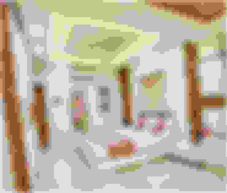 HK ARCHITECTS의  침실