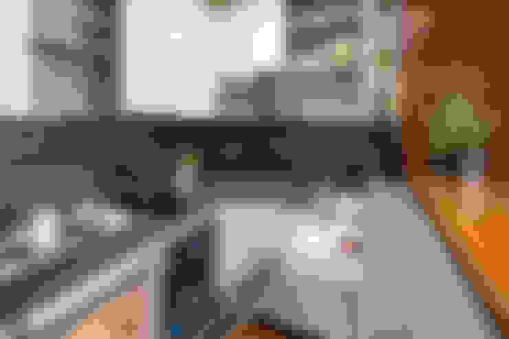 廚房 by Ardes Arquitectos