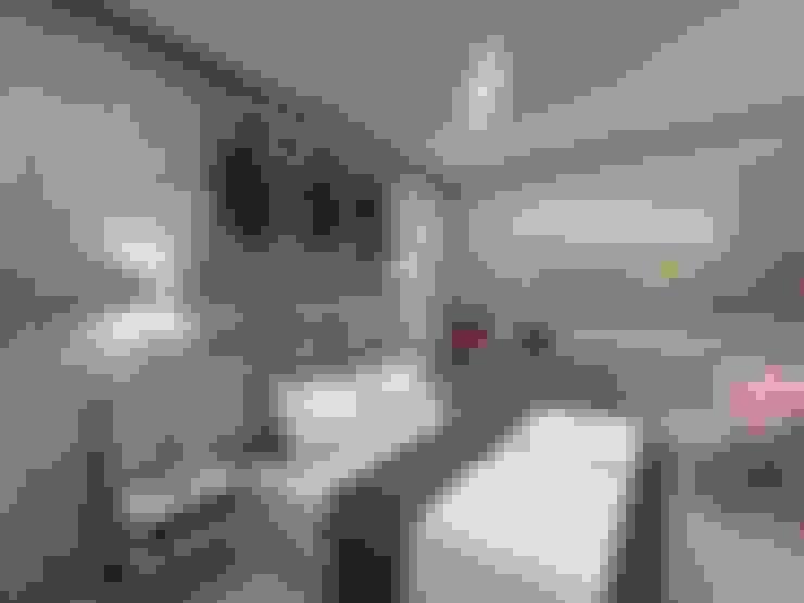Habitaciones de estilo  por Plano A Studio