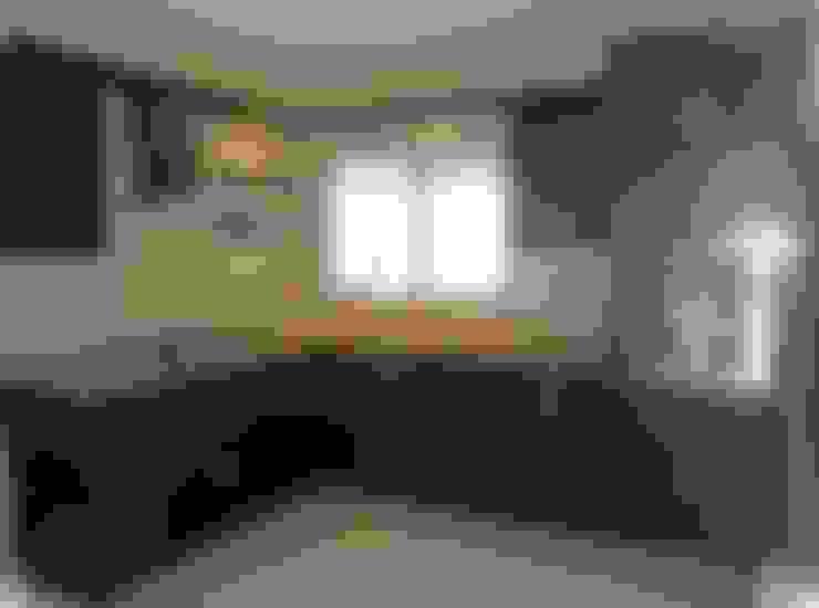 H-abitat Diseño & Interiores :  tarz Mutfak