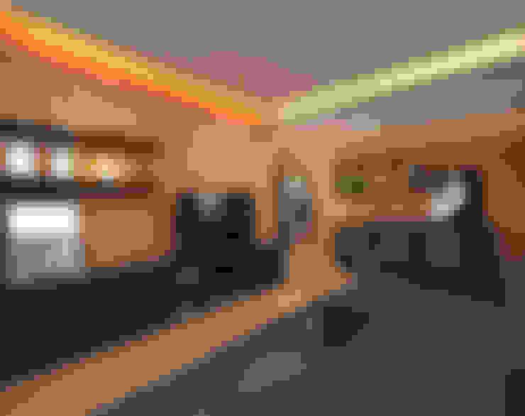 Projeto: Salas de estar  por archilabarquitetura