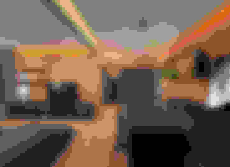 Projeto: Salas de jantar  por archilabarquitetura