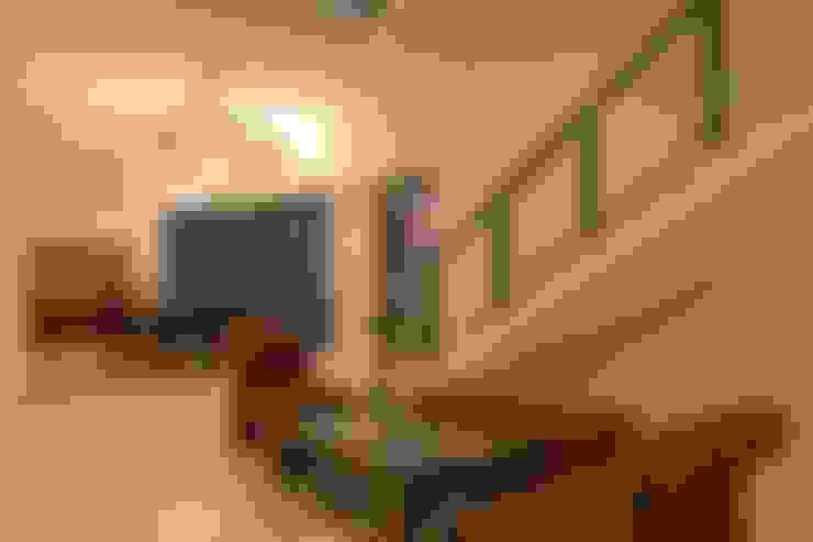 Ruang Keluarga by Ansari Architects