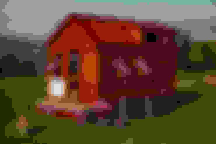 TINY HOUSE CONCEPT - BERARD FREDERIC:  tarz Evler