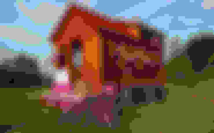 Дома в . Автор – TINY HOUSE CONCEPT - BERARD FREDERIC