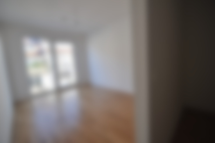 Schlafen vorher :  Schlafzimmer von Karin Armbrust - Home Staging