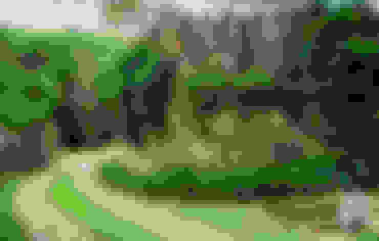 حديقة تنفيذ Bizzarri Pedras