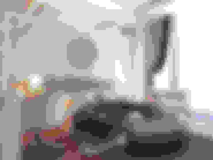 غرفة نوم تنفيذ RayKonsept