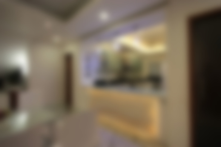 مطبخ تنفيذ Ansari Architects
