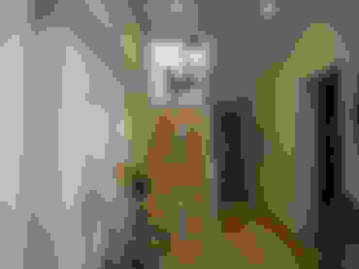 Corredores e halls de entrada  por Ansari Architects