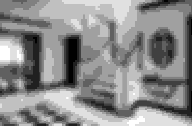 Aykuthall Architectural Interiors –  Sunflower Villa:  tarz Koridor ve Hol