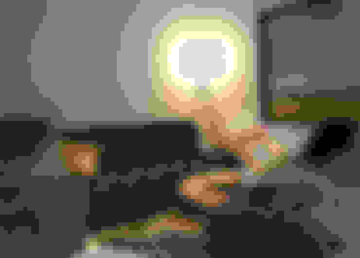 غرفة المعيشة تنفيذ Rotoarquitectura